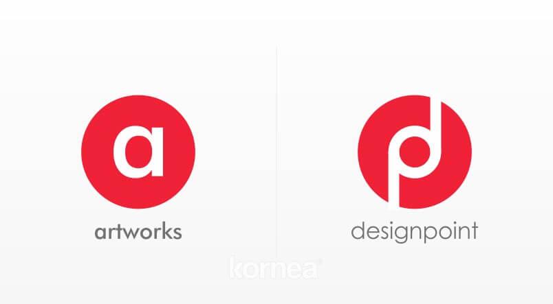 Birbirine benzeyen logo tasarım örnekleri