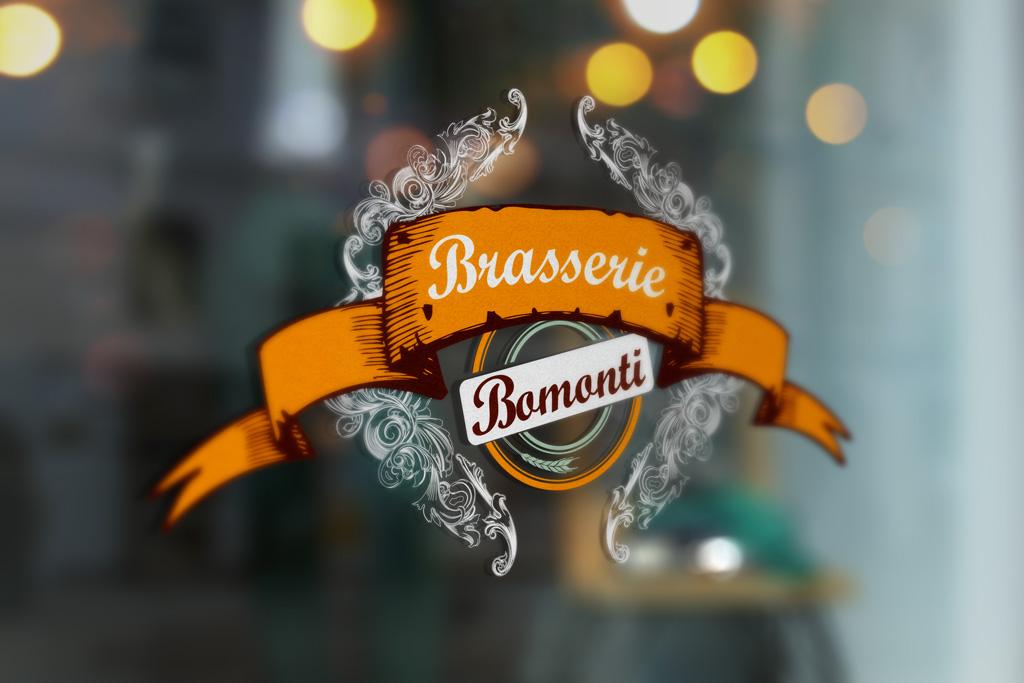 Brasserie Bomonti Logo