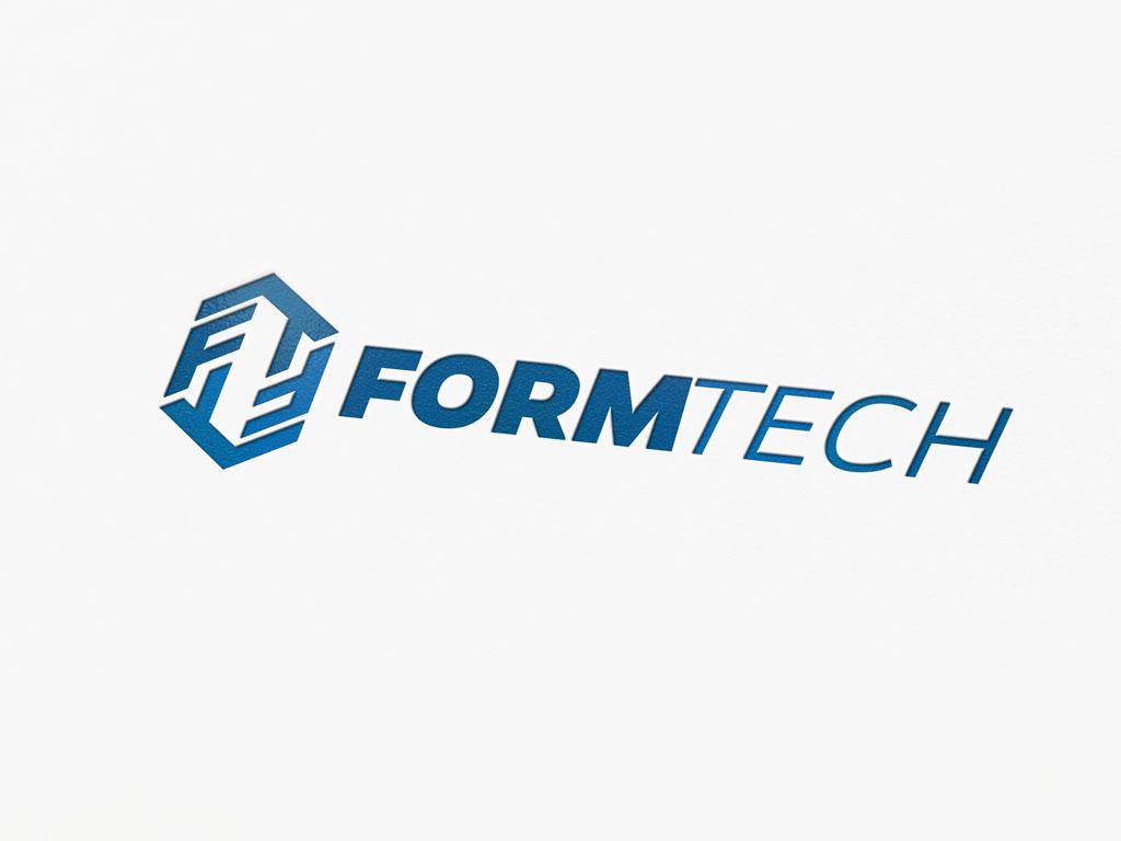 Formtech Logo Tasarımı