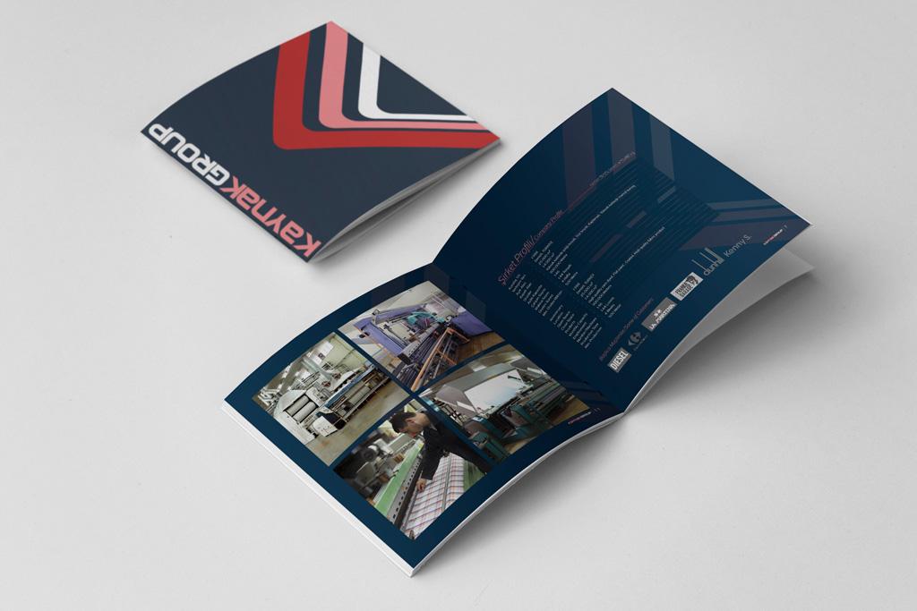 Kaynak Group Katalog Tasarımı