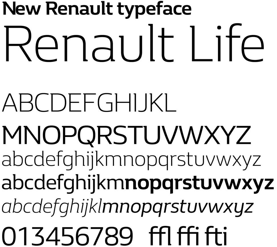 renault yeni logo ve kurumsal kimli u011fi  u0130le kar u015f u0131n u0131zda