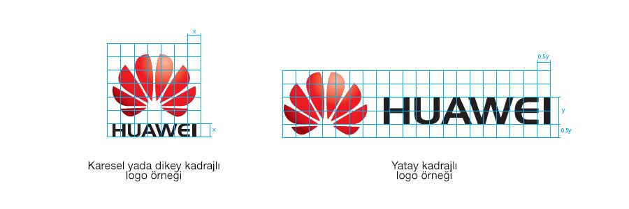 Logo tasarımında yatay ve dikey kadraj